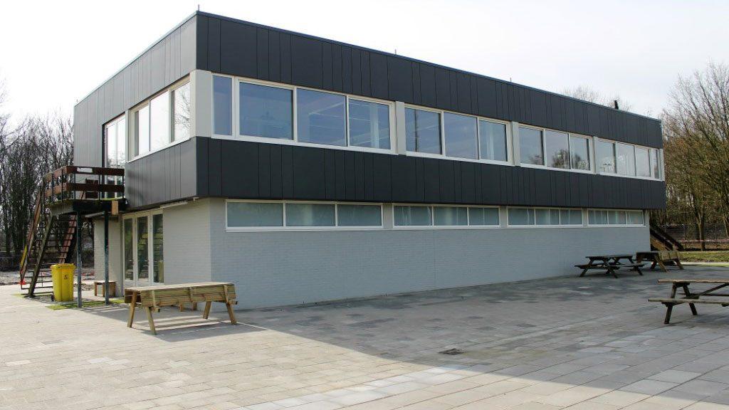 Clubgebouw A.M.H.C. - Amsterdam