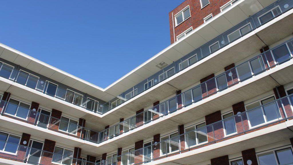 55 Service appartementen - Oosterhout